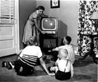television in the 1950s impact on How did teen dance shows and the twist influence american culture  as rock  and roll became increasingly popular in the mid-1950s, so too did television.